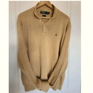 Polo Ralph Lauren Sweater Large 100% Cotton